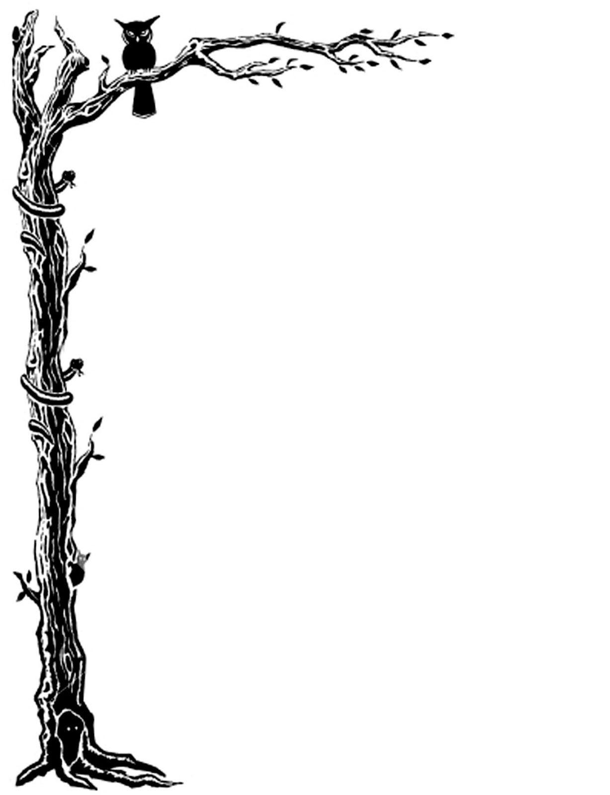 borde de gatos para hojas - Buscar con Google | PORTADAS Y ...