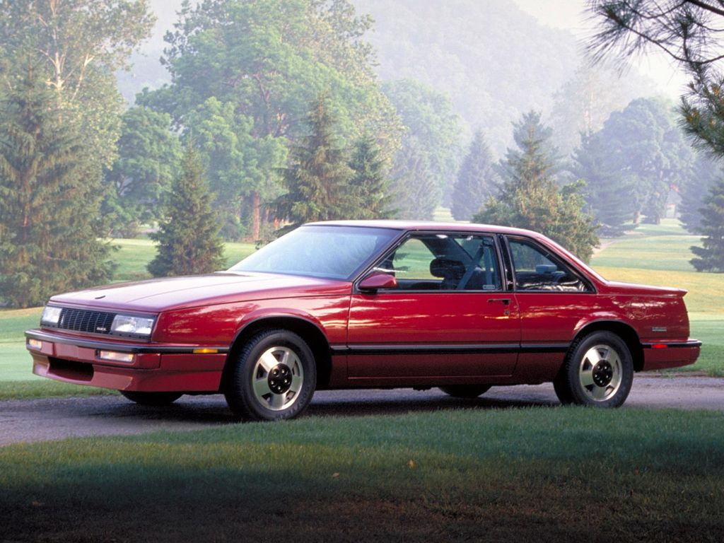 hight resolution of 1988 buick lesabre t type