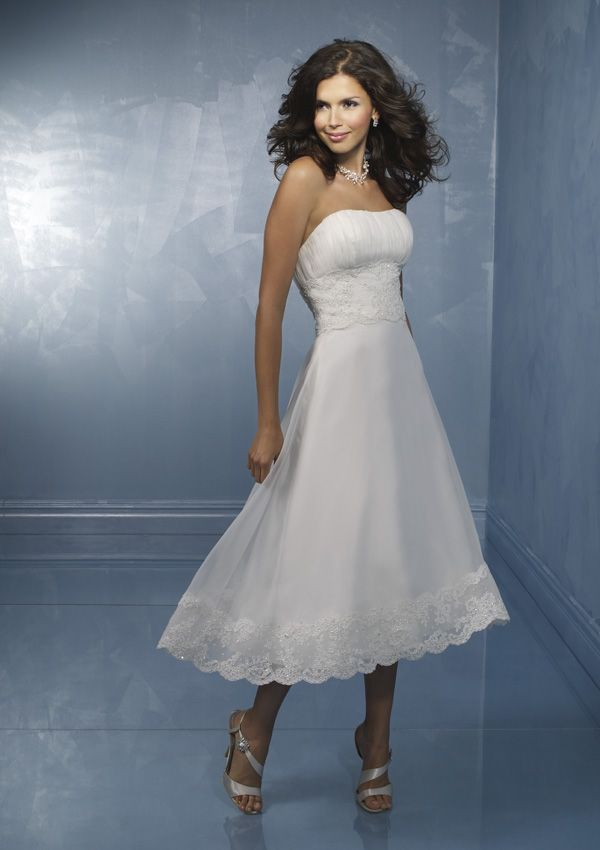 wedding dresses for older brides 2nd marriage Photo - 5 - All Women ...