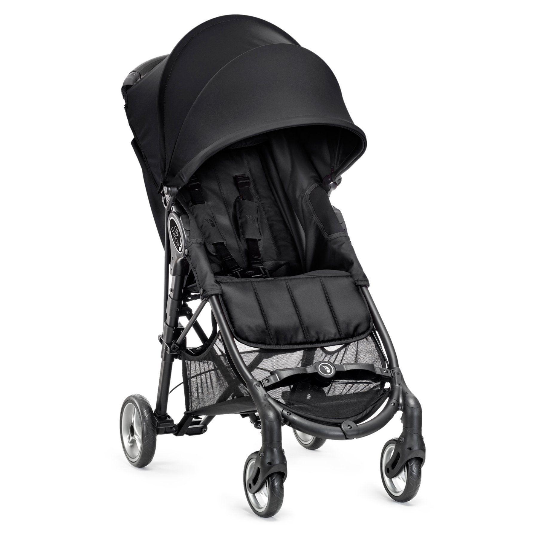 Baby Jogger City Mini ZIP Stroller Black BJ24410