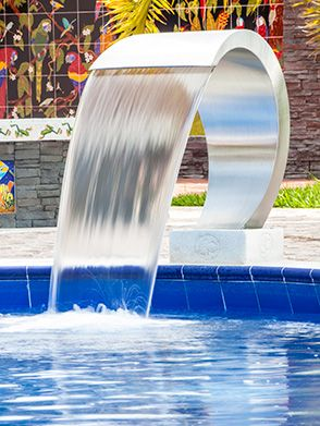 Piscinas roymar accesorios para piscinas medellin for Chorros para piscinas