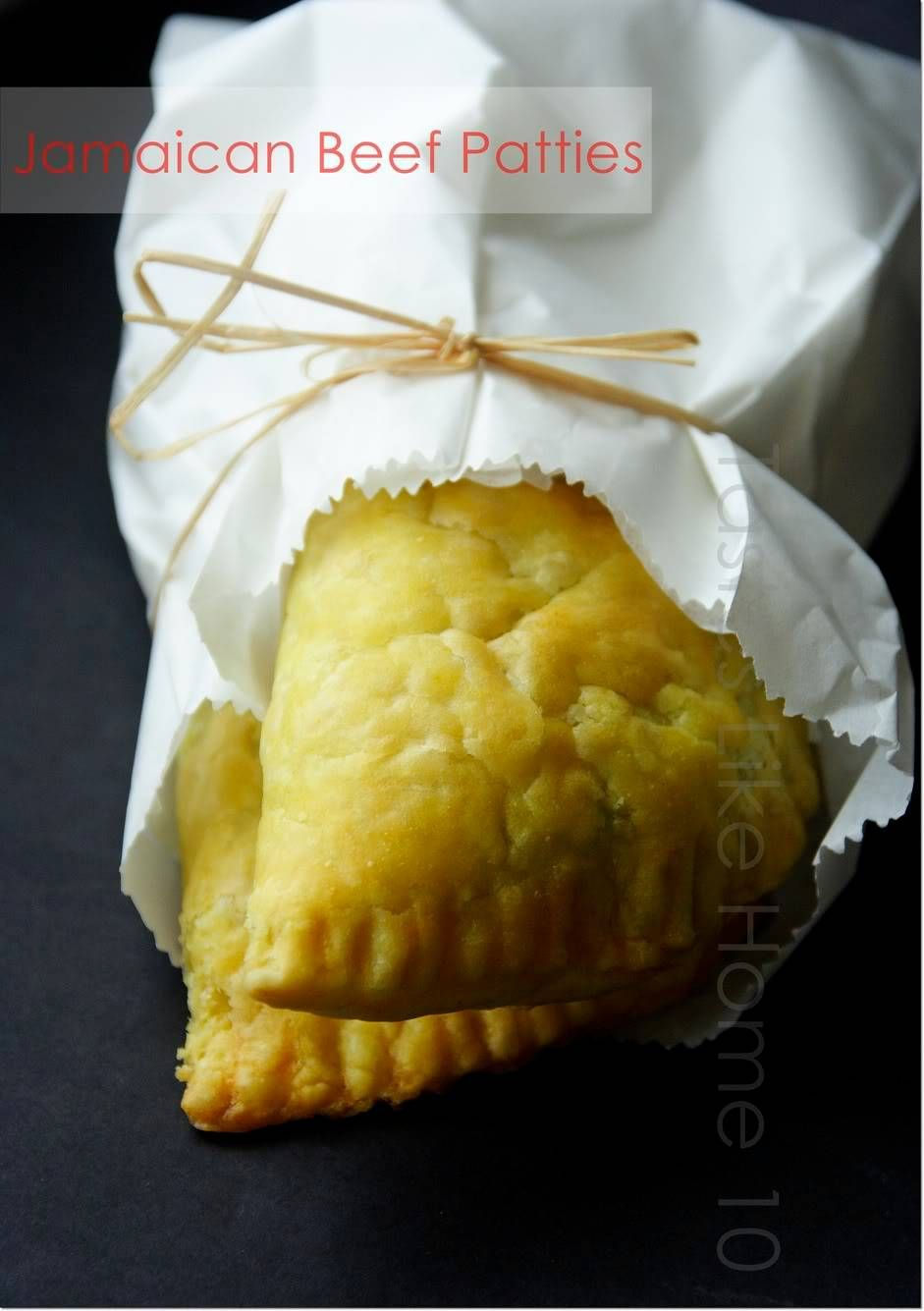 love at first bite  jamaican beef patties  caribbean