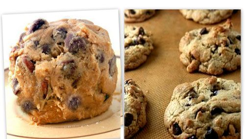 REWORKED LEVINIAN BAKERY CHOCOLATE-CHIP/ WALNUT RECIPE- WILL LEAD YOU TO THE CHOCOLATE-CHOCOLATE CHIP RECIPE!
