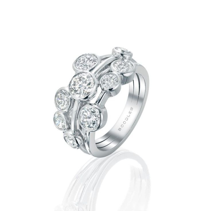 Diamond Rings : An exceptional piece of British Jewellery design ...