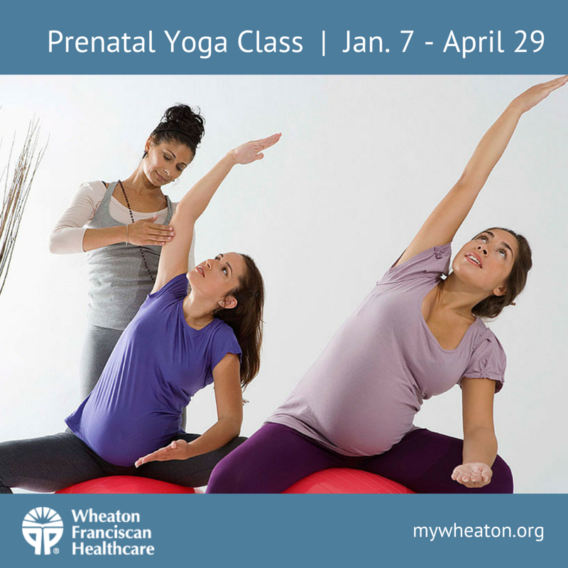 Practice your posture and breathing during our Prenatal ...