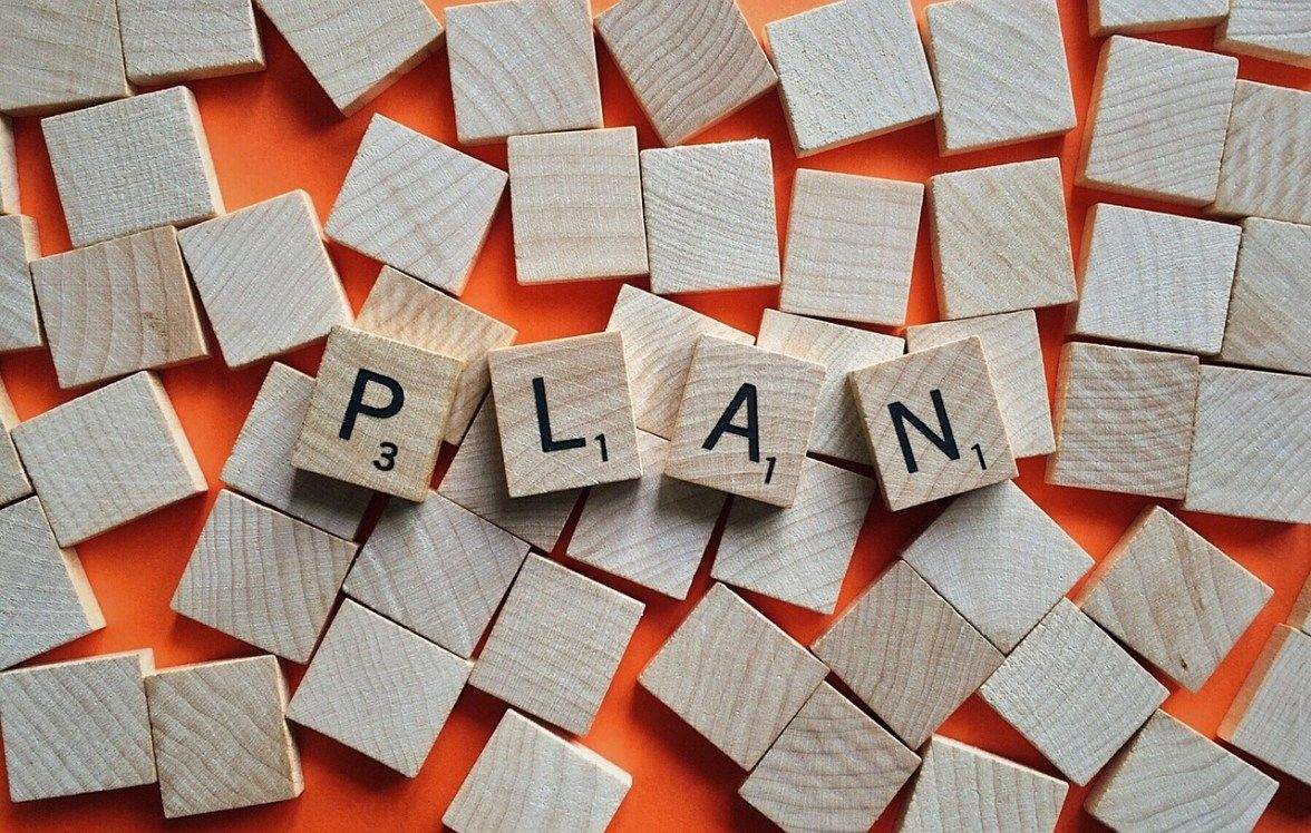 Setting financial goals make a plan and make the dream