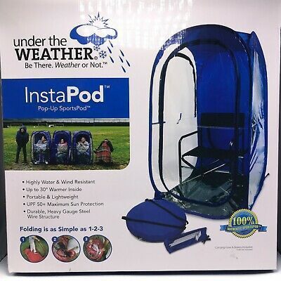 Under The Weather Instapod Pop Up Tent Shelter Shade