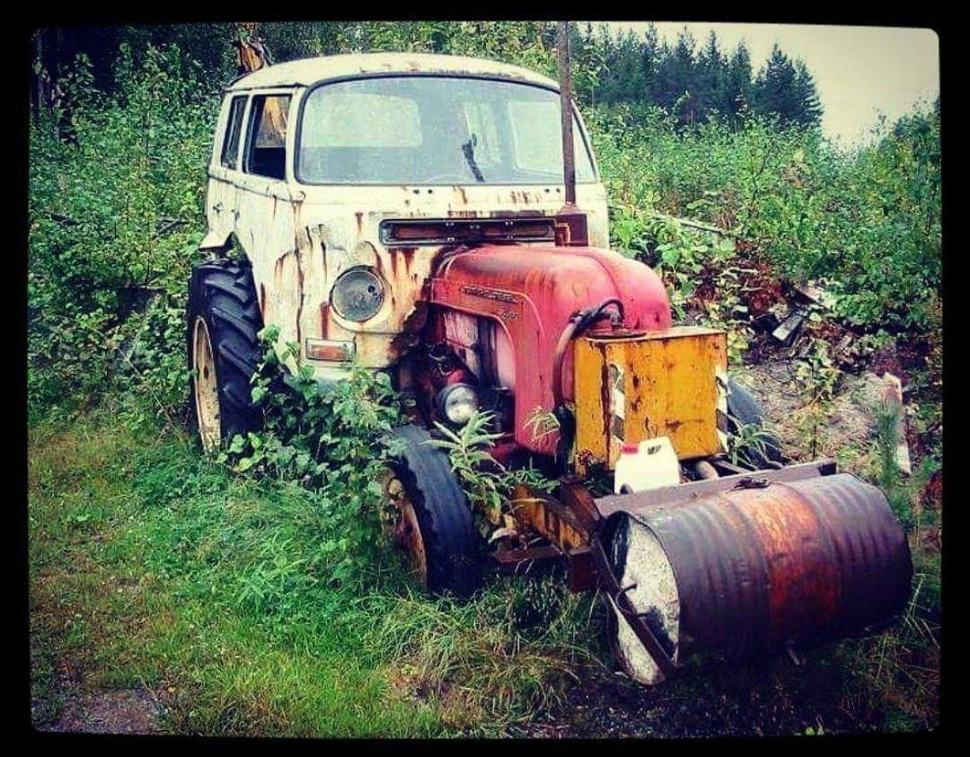 Tractor Bulli