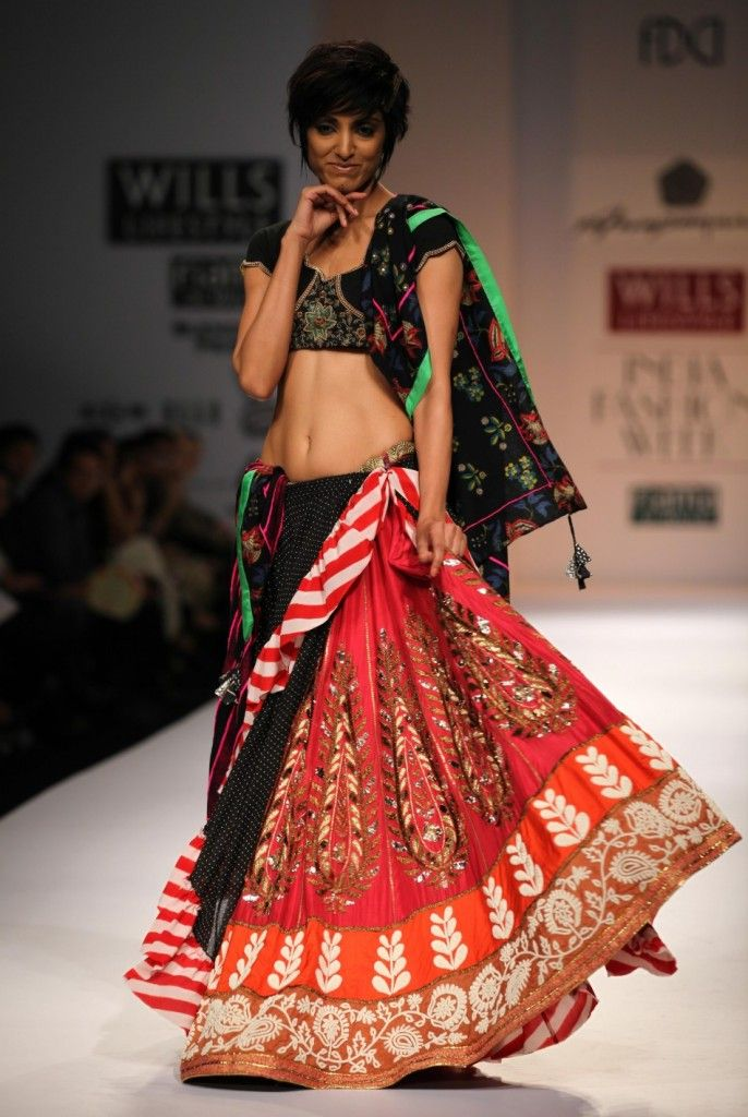 from Wills Lifestyle India Fashion Week, 2013