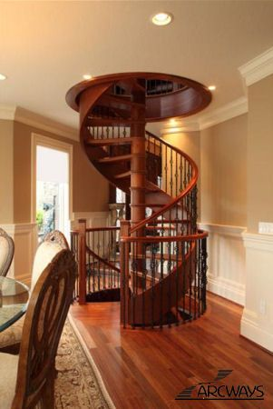 Best Nice Stairs For A Cupola Spiral Staircase Spiral Stairs 400 x 300
