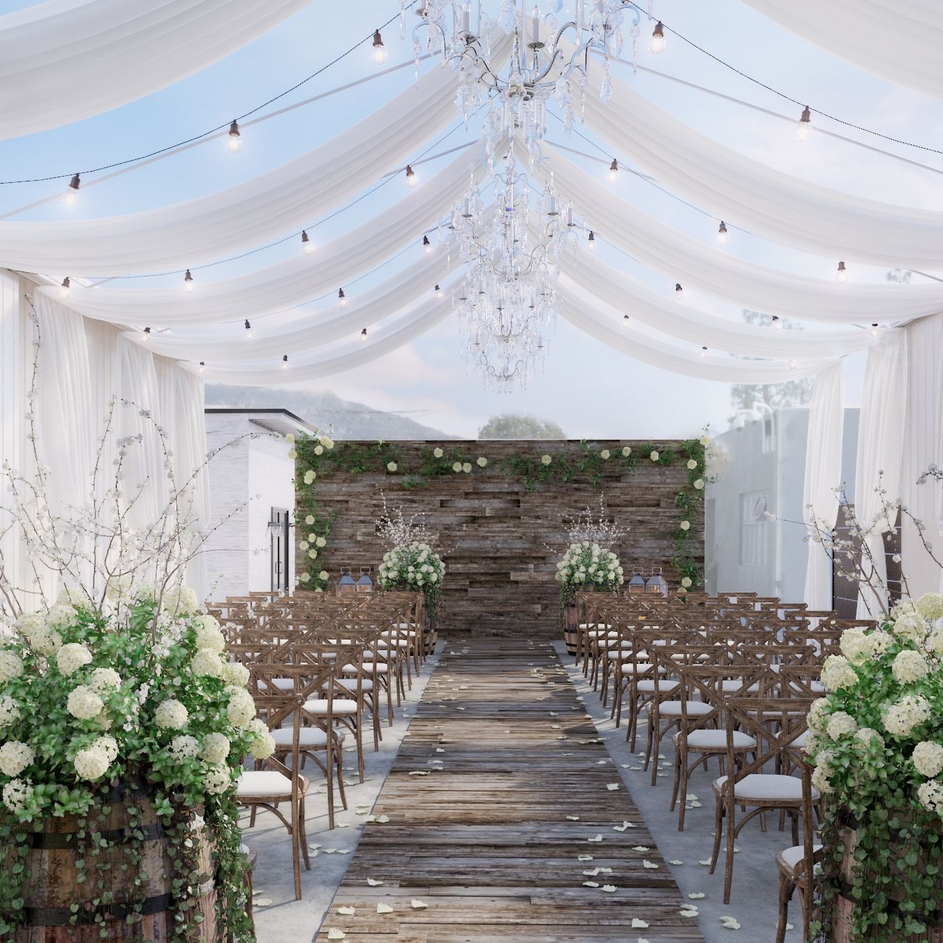 The Garage Burbank Wedding Venue Is A New Chic E You Seriously Have To See