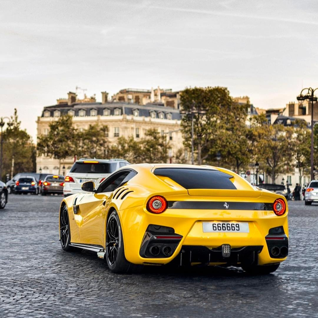 Ferrari F12 Tdf Ferrari Mondial Ferrari Car Ferrari Tdf