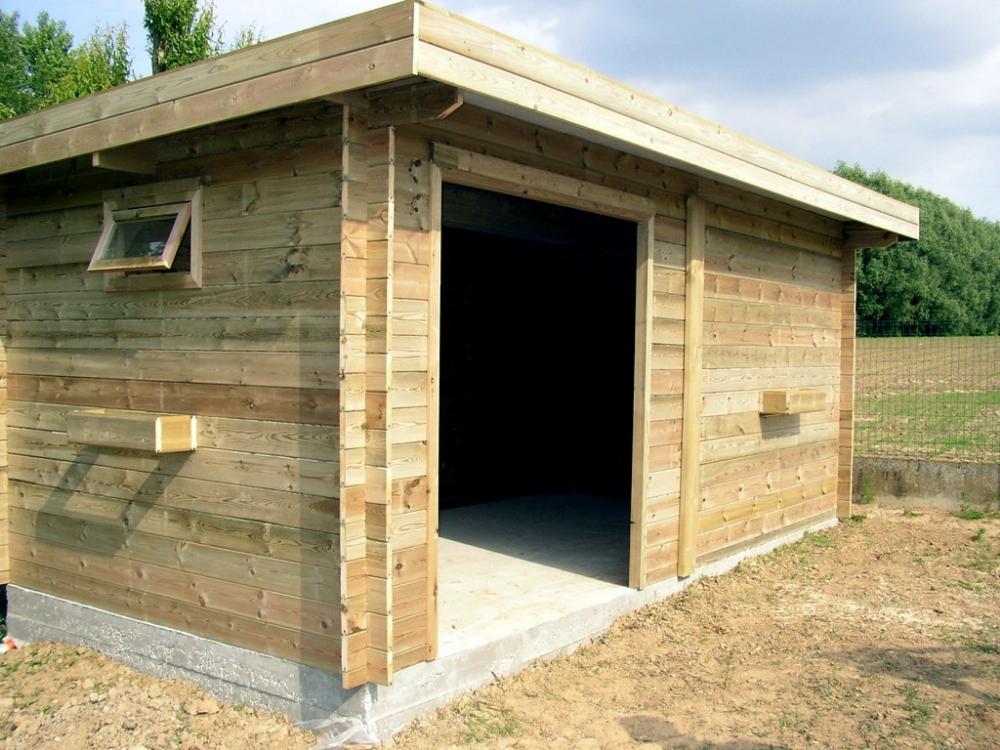 Garage Prefabrique En Bois Prix Evtod Newsindoco (avec