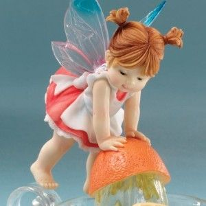 ORANGE JUICE MAKING FAiRiE ___From Series of the My LiTTLe KiTcHeN ...