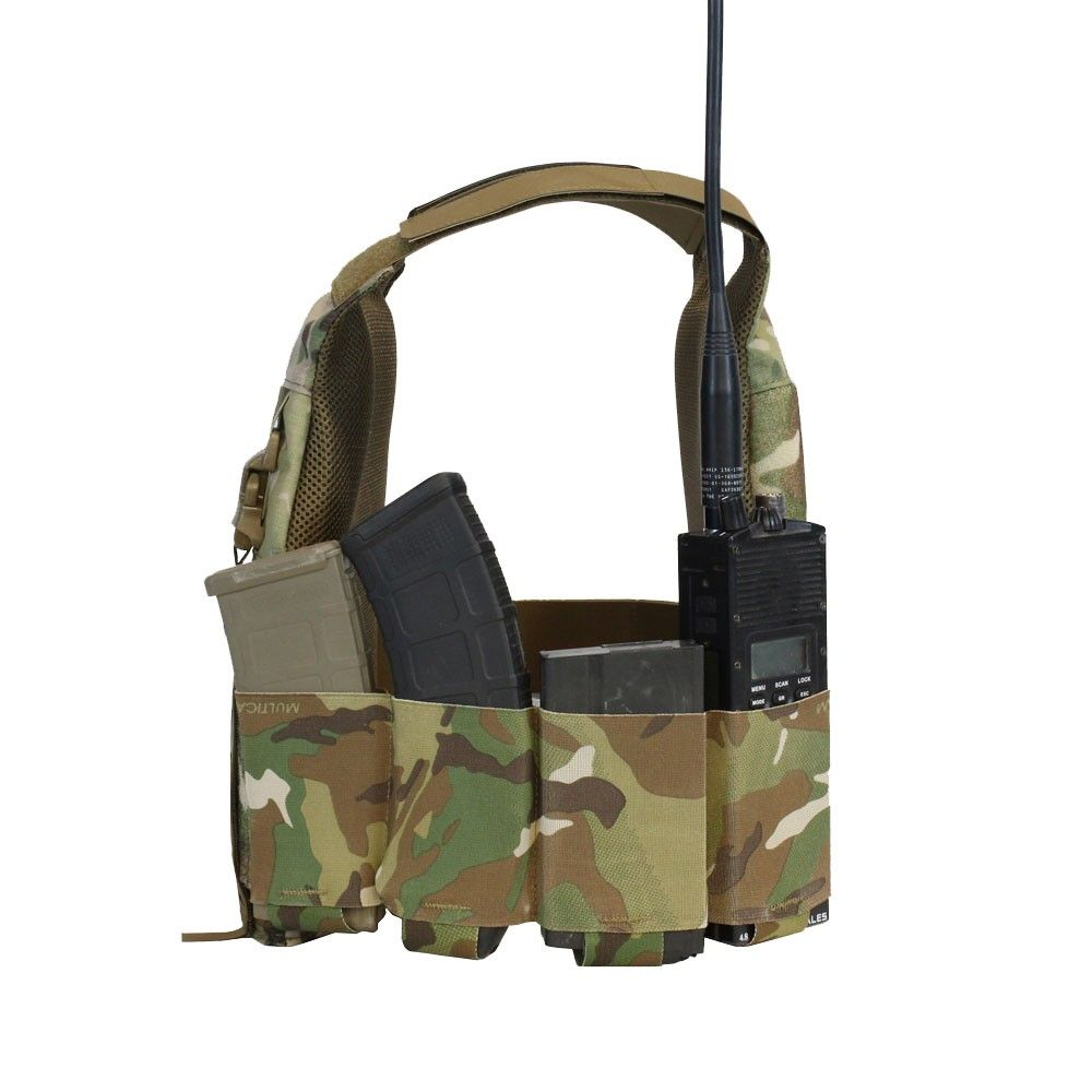 The Slickster™ Concealable Plate Carrier Vest Plate