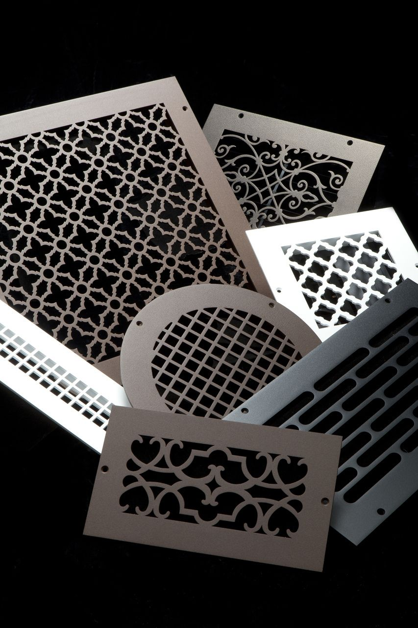 Vent Covers Unlimited Custom Metal Registers And Air Return Grilles Submit The Form Below For Your Custom Q Decorative Vent Cover Air Return Home Remodeling