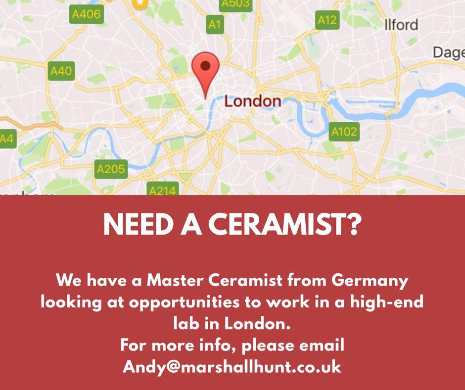 Need a Ceramist? Dental technician, Technician, Dental