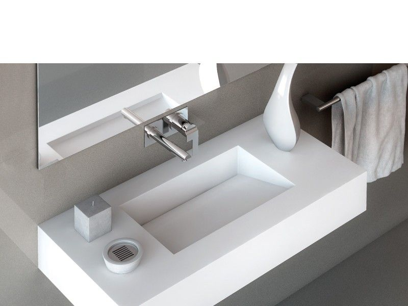 Models Of Washbasin For The Bathroom With Silestone By Cosentino
