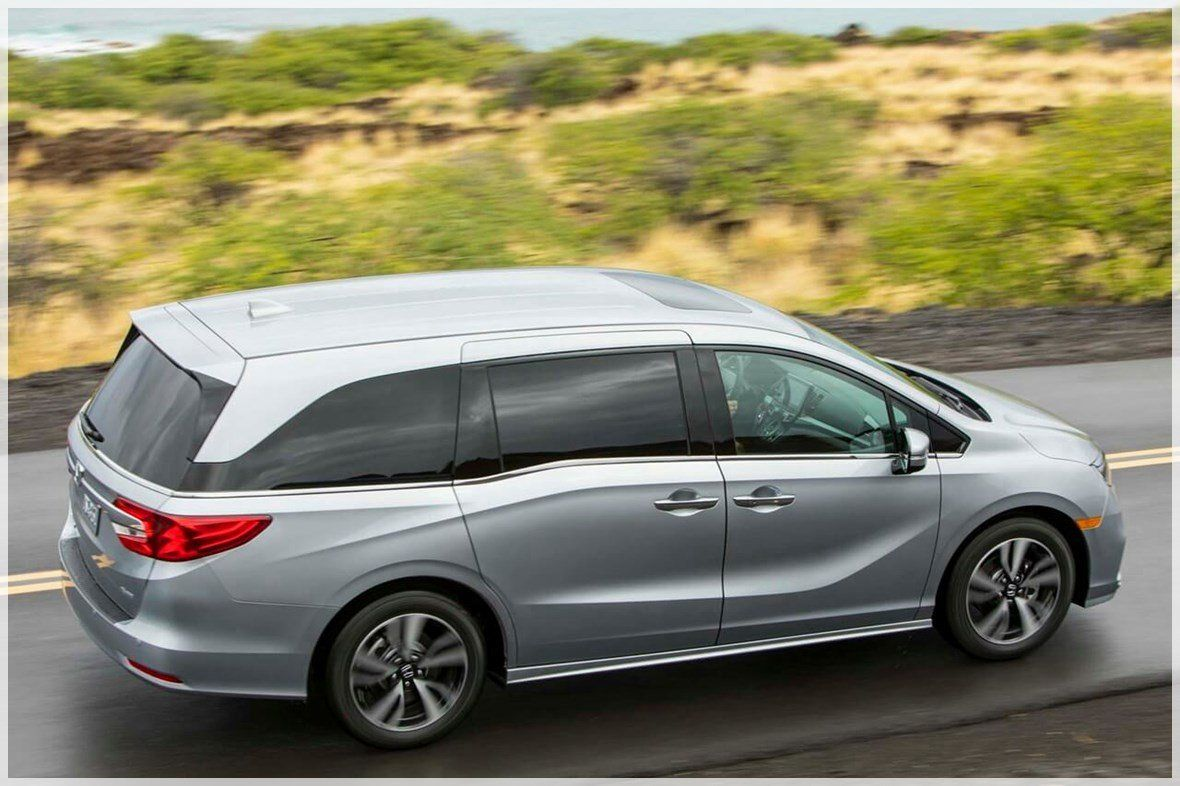 Honda Odyssey Hybrid 2020 Price, Design and Review from