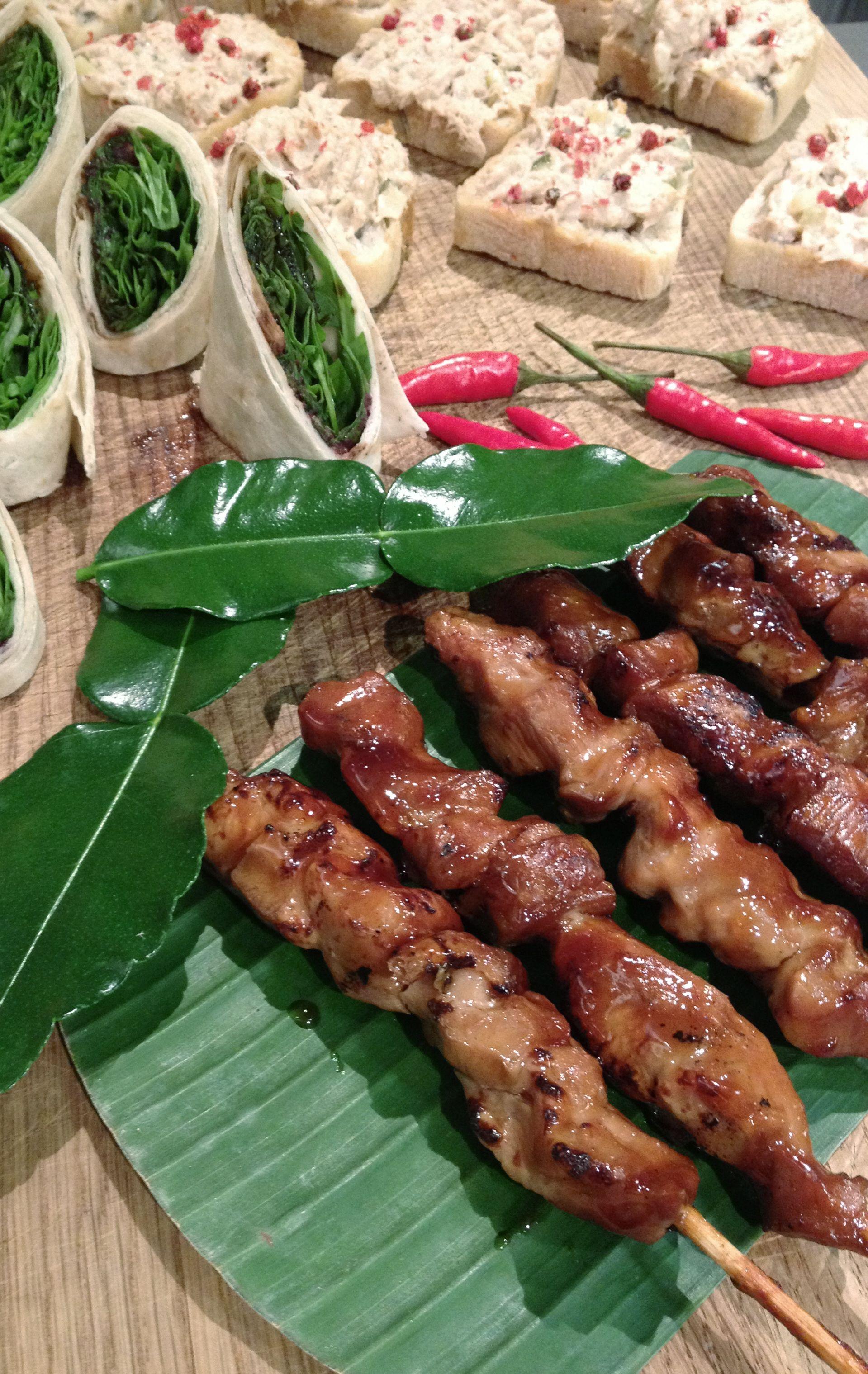 #fingerfood #food #bloggerevent #miasansiemensgeniesser #blogger #siemens #enjoysiemens