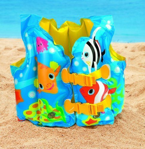 Help Your Toddler Swim With The Fishes This Summer In This