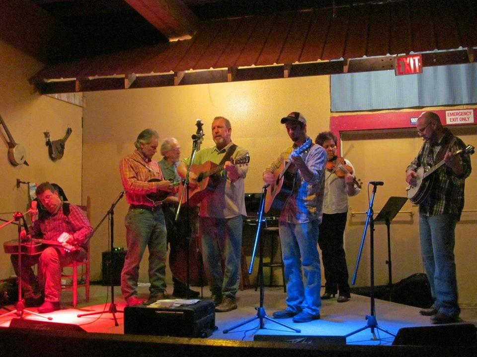 Bluegrass Express has been providing a live bluegrass music venue for 27 years. Entertainment for the entire family! #music #lakehartwell #hartwell #georgia