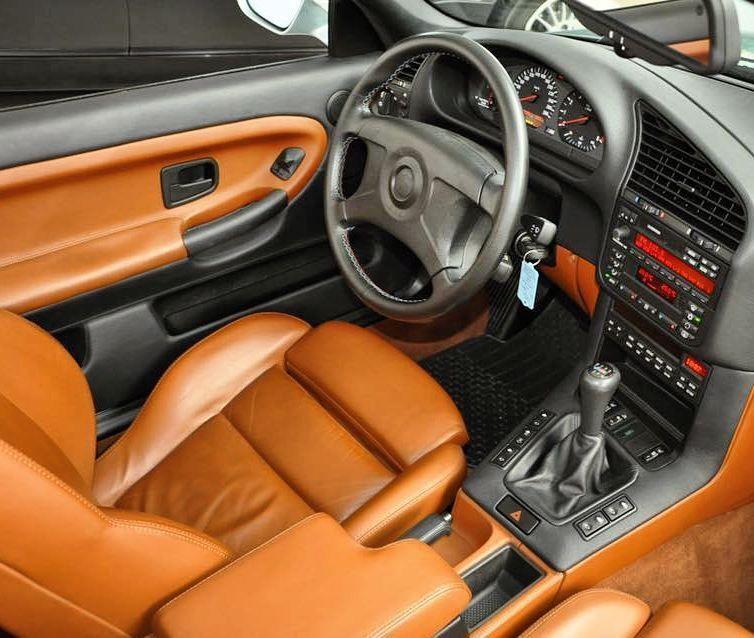Bmw M3 Interior: Bmw M3 E36 Interior