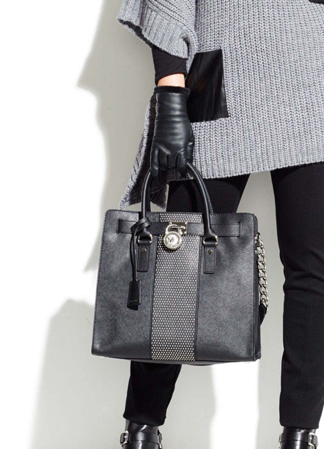 My dream Michael Kors purse | Plus size winter outfits, Cold