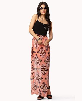 Southwestern Maxi Dresses