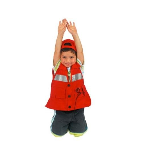 Fireman Dressing Vest-This is the cutest thing! My nephew is getting 1 of these for sure! ;)