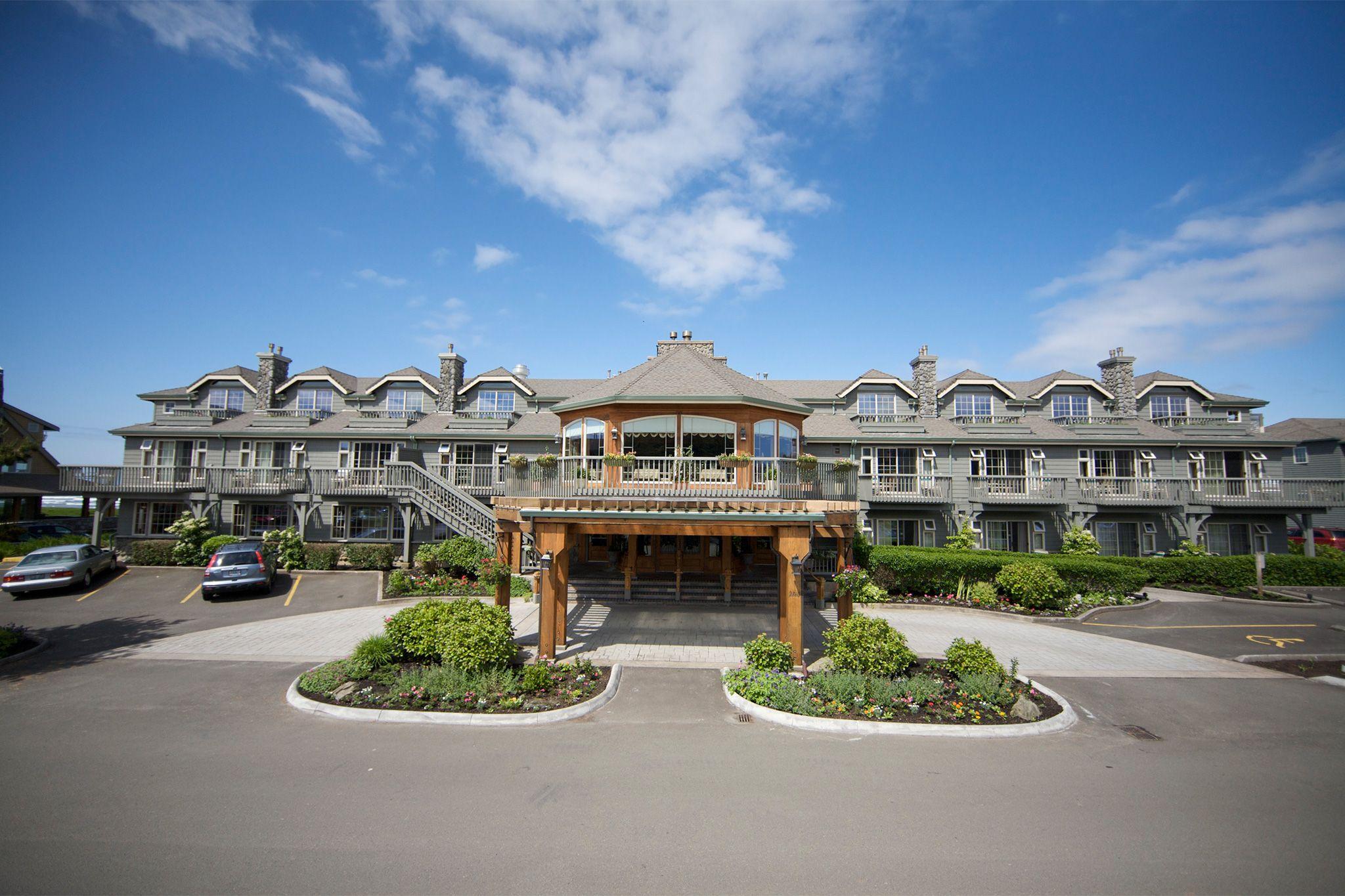 Stephanie Inn Hotel Cannon Beach Oregon