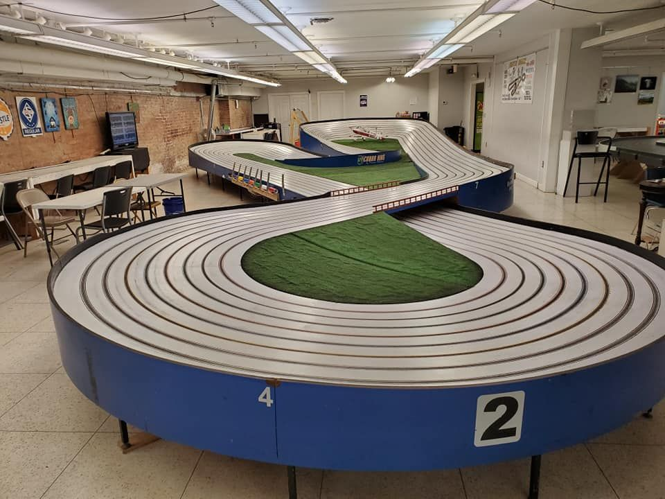 The Slot Car Track Concord Concord Nc 155 King In 2020 Slot Car Tracks Slot Cars Slot