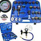 Adapters Radiator Pressure Tester Kit Coolant Vacuum Type Cooling