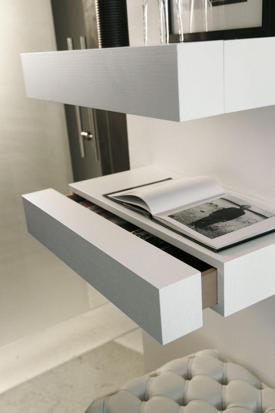 Zwevende Wandplank Met Lade.Zwevende Wandplank Met Lade Tesia By Porada Home Furniture