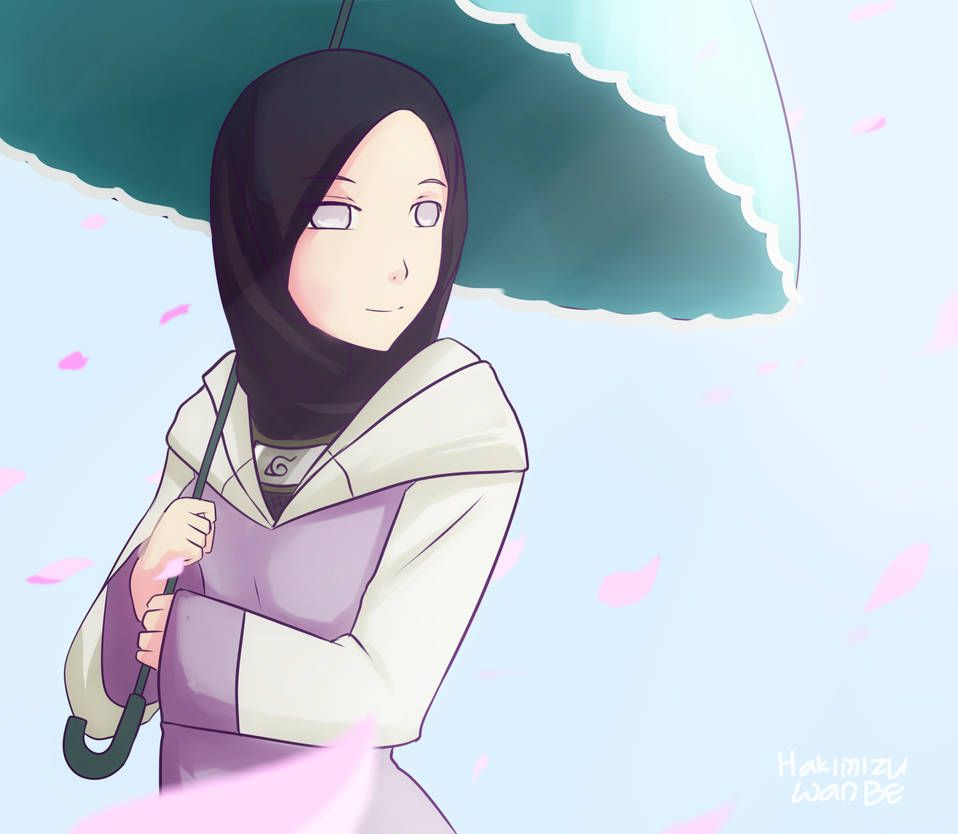 Pin On Anime Muslimah 01