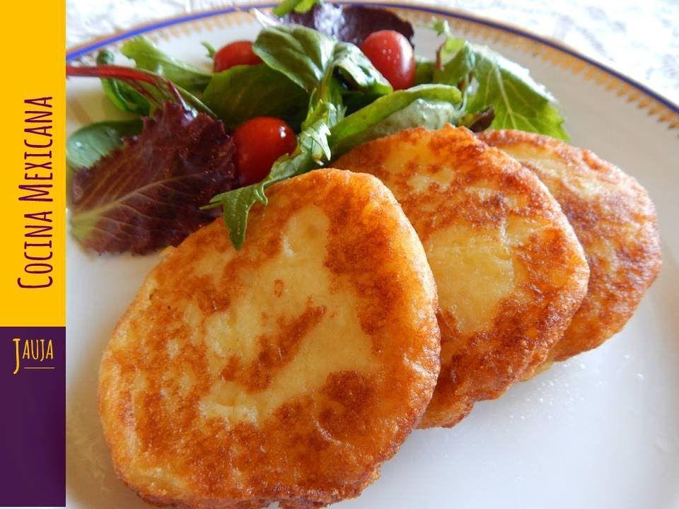 Tortitas de papa y queso tortitas de papa y queso de for Comidas faciles de preparar