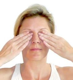 Baba Ramdev Yoga Eye Exercises Skin Natural Remedies Eye Exercises Acupressure
