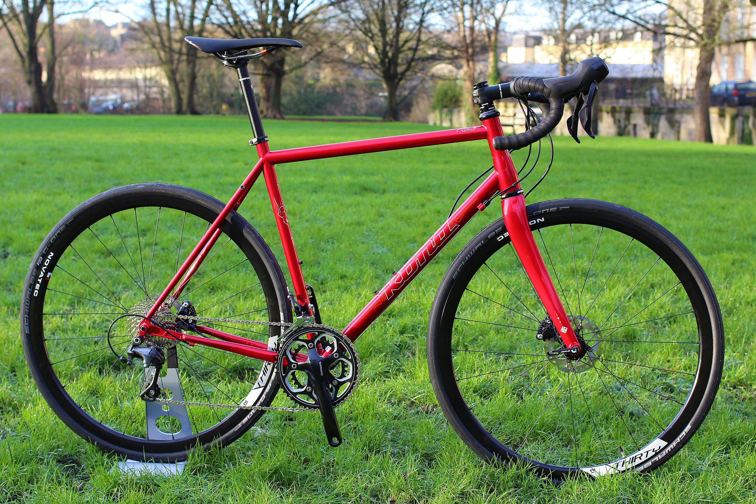 Just in: Kona Roadhouse, £1,699 Reynolds 853 disc-equipped bike ...
