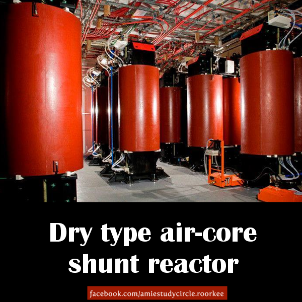 Dry Type Air Core Shunt Reactor Marketing Core Manufacturing