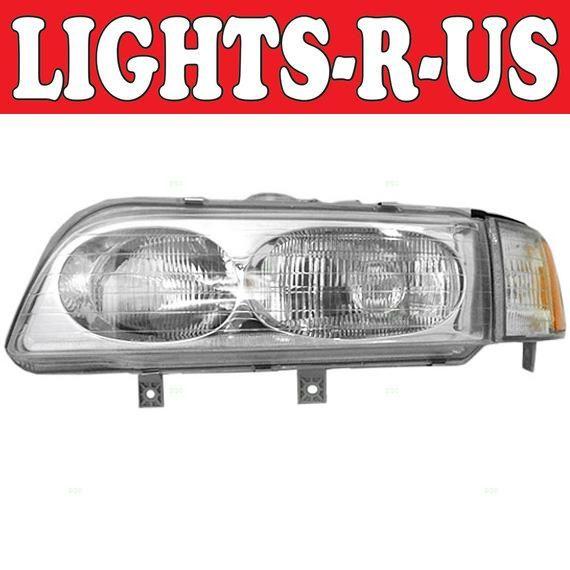 LIGHTS-R-US ACURA LEGEND SEDAN HEADLIGHT LEFT DRIVER 1991