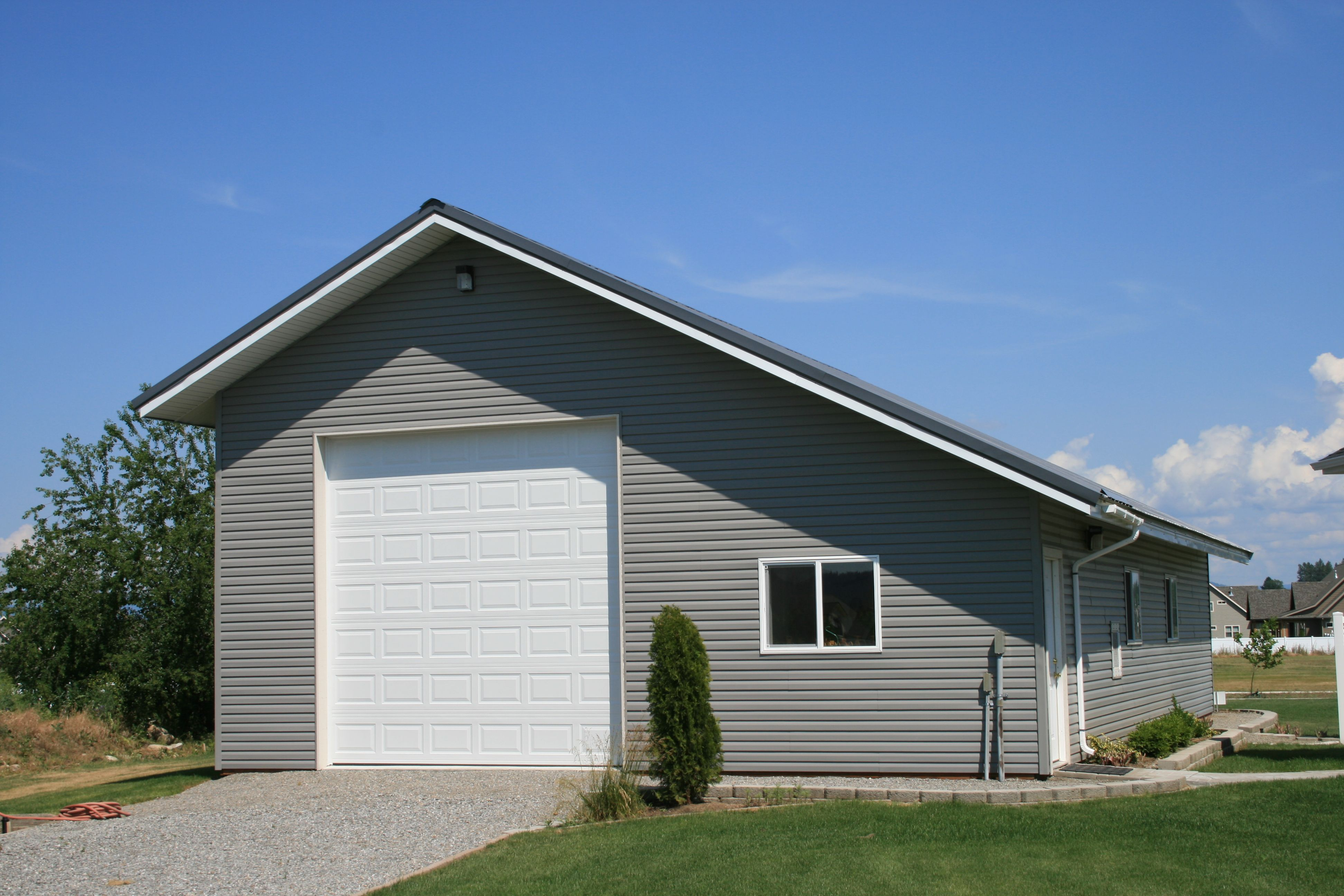 Pin by Steel Structures America on Garages & Shops Steel