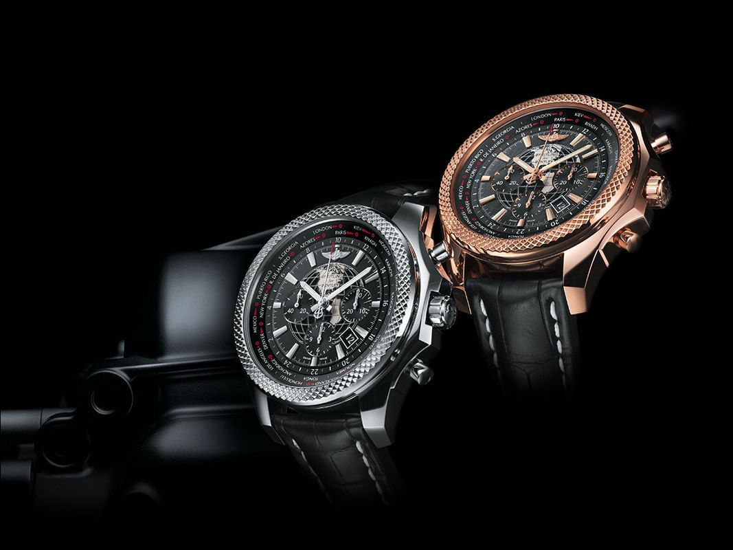 For Those Who View Travel As An Art Of Living, Breitling For Bentley Has  Created