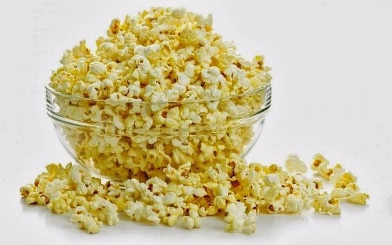 La dieta cetosisgénica puede comer palomitas de maíz