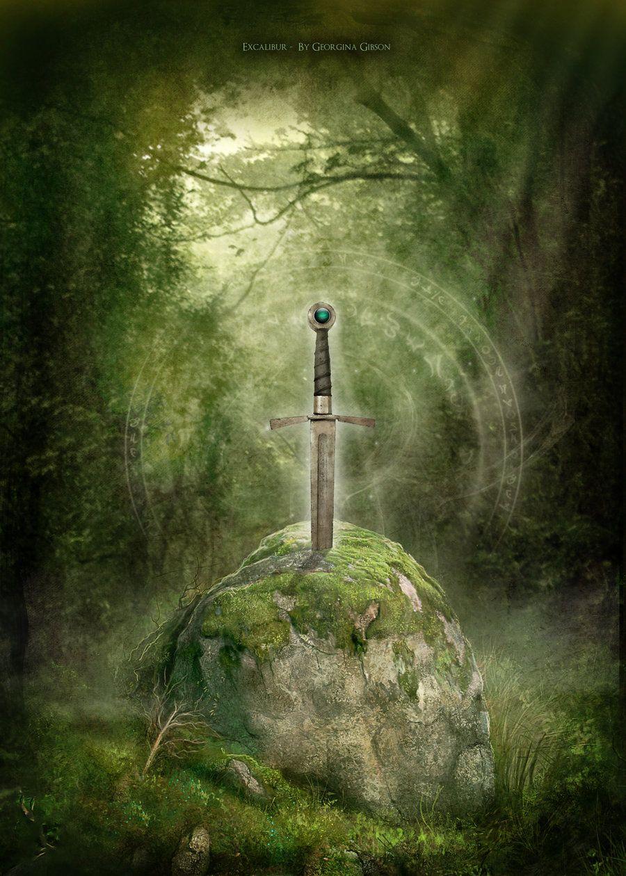 Excalibur- Camelot collection by *Georgina-Gibson on deviantART