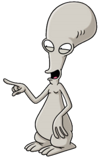 extraterrestre family guy