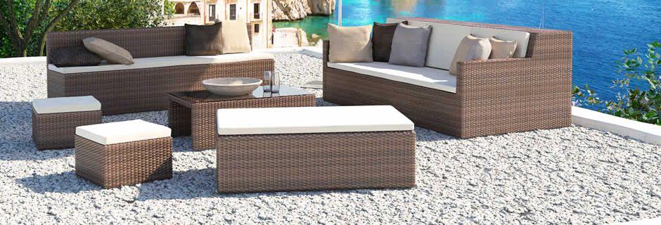 arteleya muebles de jard n de resina trenzada for the On muebles de jardin de resina trenzada baratos