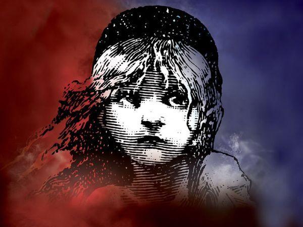 Les Misérables (Les Mis)   A musical stage adaptation of Victor Hugo's 1862 novel by the same name. Music:Claude-Michel Schönberg. Lyrics:Alain Boublil (French lyrics)  Herbert Kretzmer (English adaptation).  Producer: Cameron Mackintosh.
