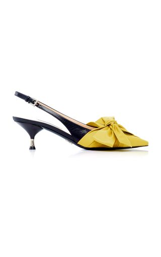 M O Exclusive  Pelle Slingback by Prada   Moda Operandi   Mes shoes ... 300b16e03c