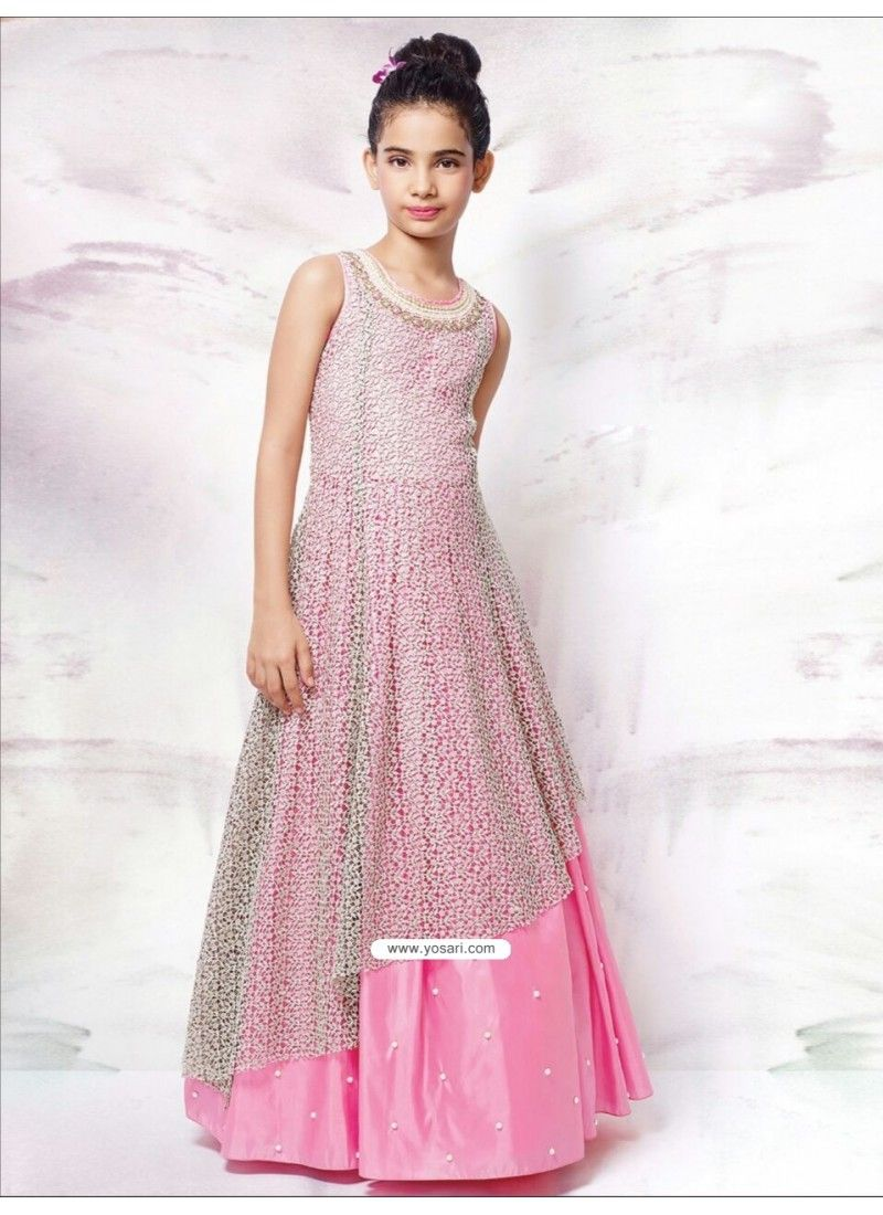 Pin on Indo Western Dress For Girls