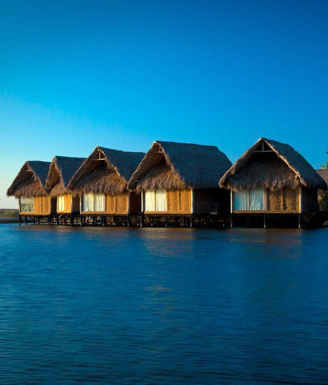 Cheap And Affordable Overwater Bungalows